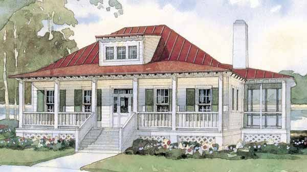 Superior Top 10 House Plans. Southern Living ...