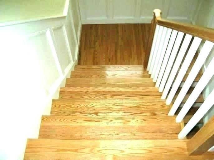 Carpet And Wood Stairs How To Replace On With