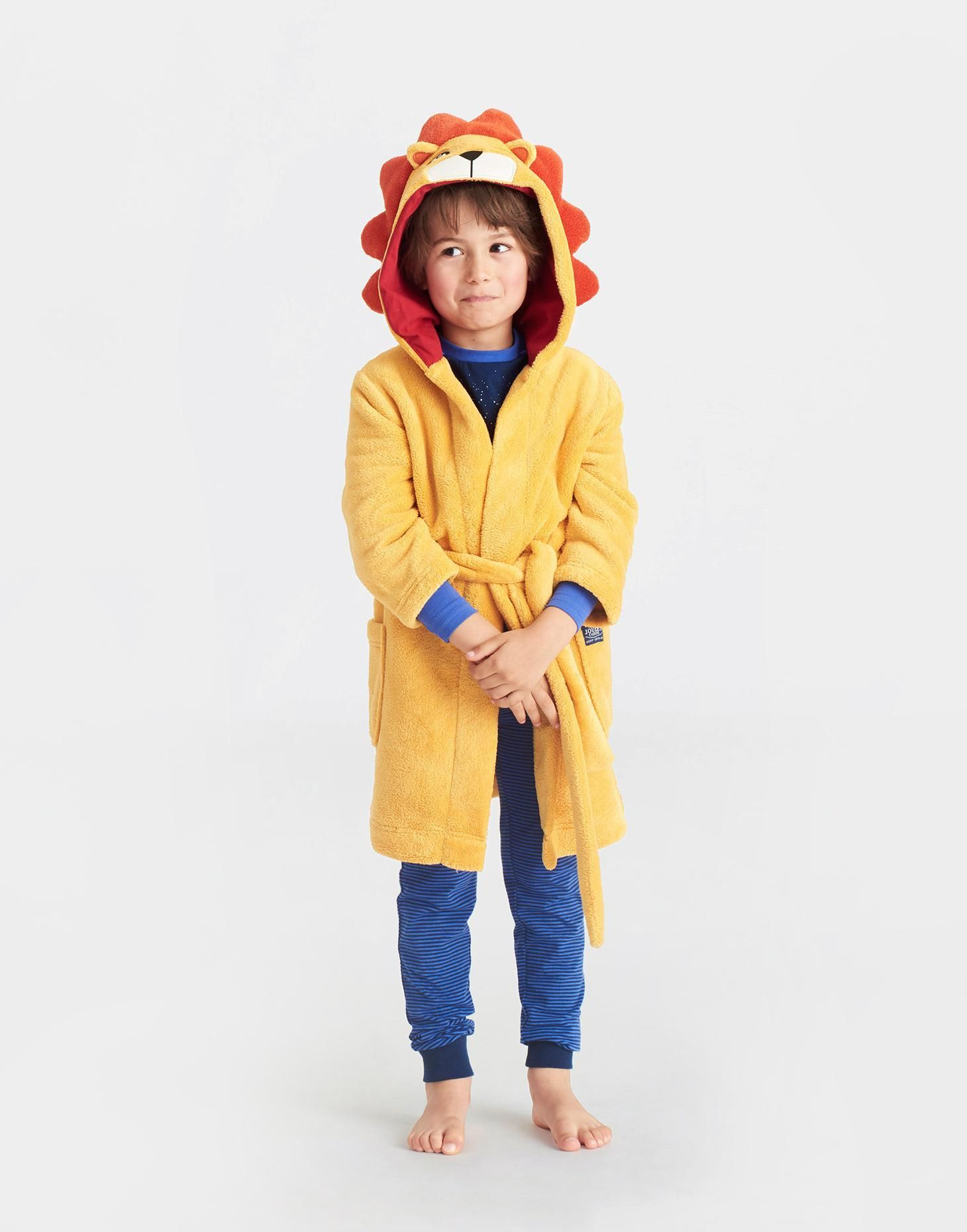 Roary Lion Character Dressing Gown | Joules UK | Inspiration ...