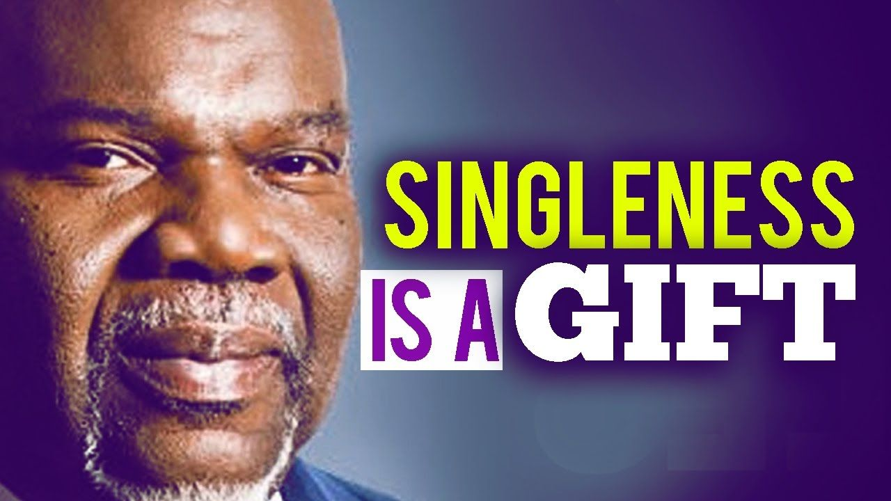 td jakes single ladies