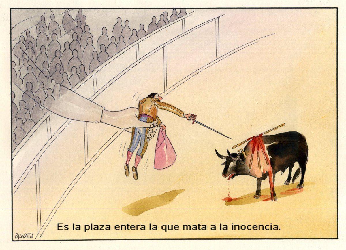 FRANCESC GONZÁLEZ LEDESMA Perdonen si empiezo con una confidencia personal: yo, que soy contrario a los toros, entiendo de toros. Durante años, cuando me recogieron en Zaragoza durante la posguerra…