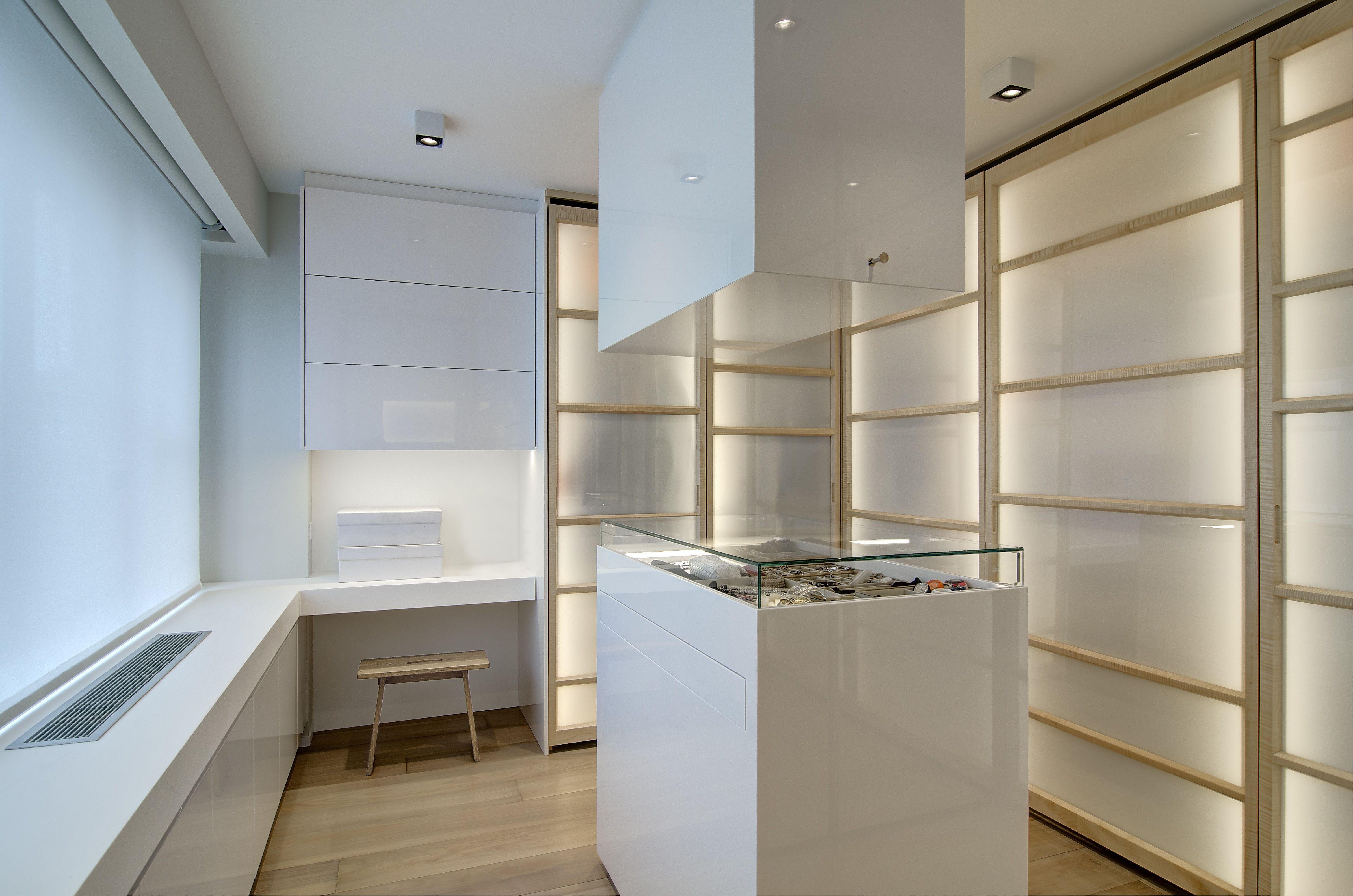 Cabina Armadio New York : Cabina armadio padronale in residenza privata ny arch. leopoldo