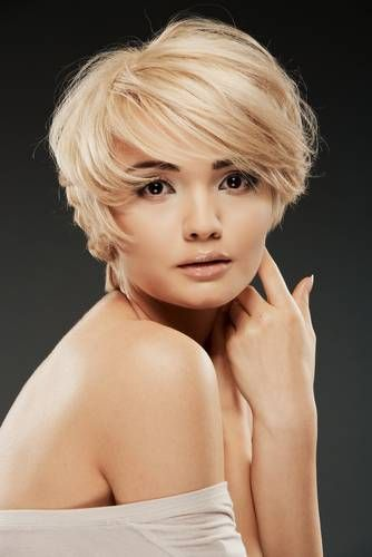Short Choppy Hairstyles For Women | Short Summer Hairstyles for 2012 ...