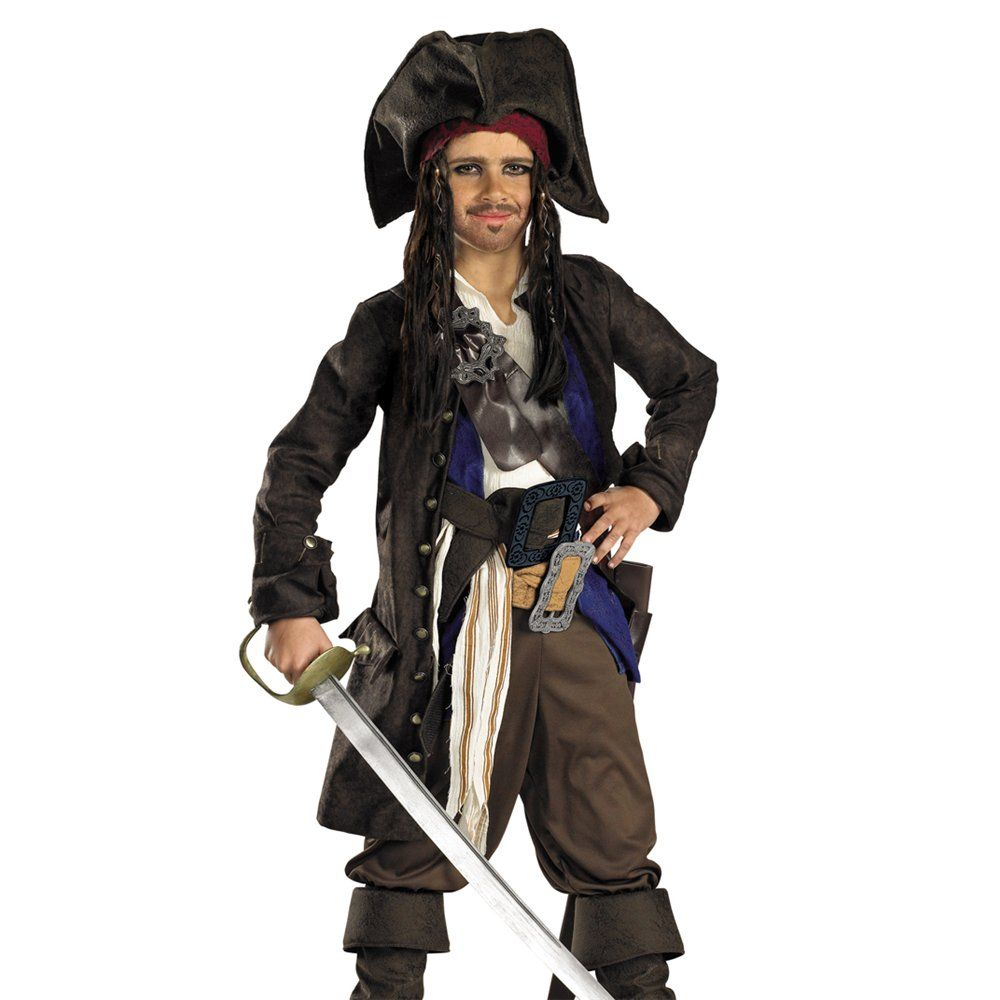 Homemade Kids Pirate Costume Ideas http://greathalloweencostumes.org ...