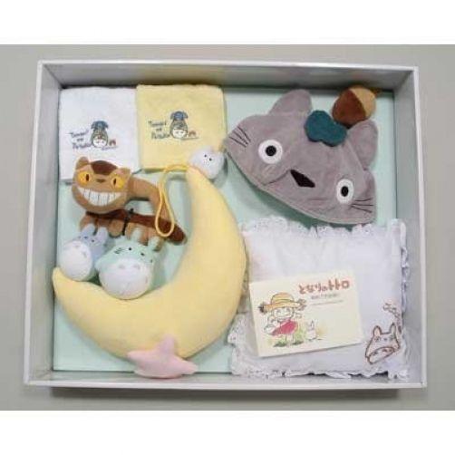 Baby Gift set of My Neighbor Totoro Studio Ghibli - music box gift set B