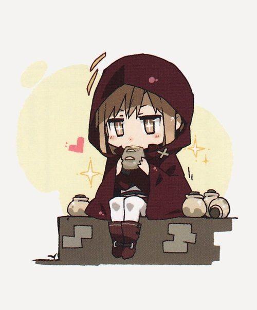 Asuna Chibis ~ SAO (by abec)