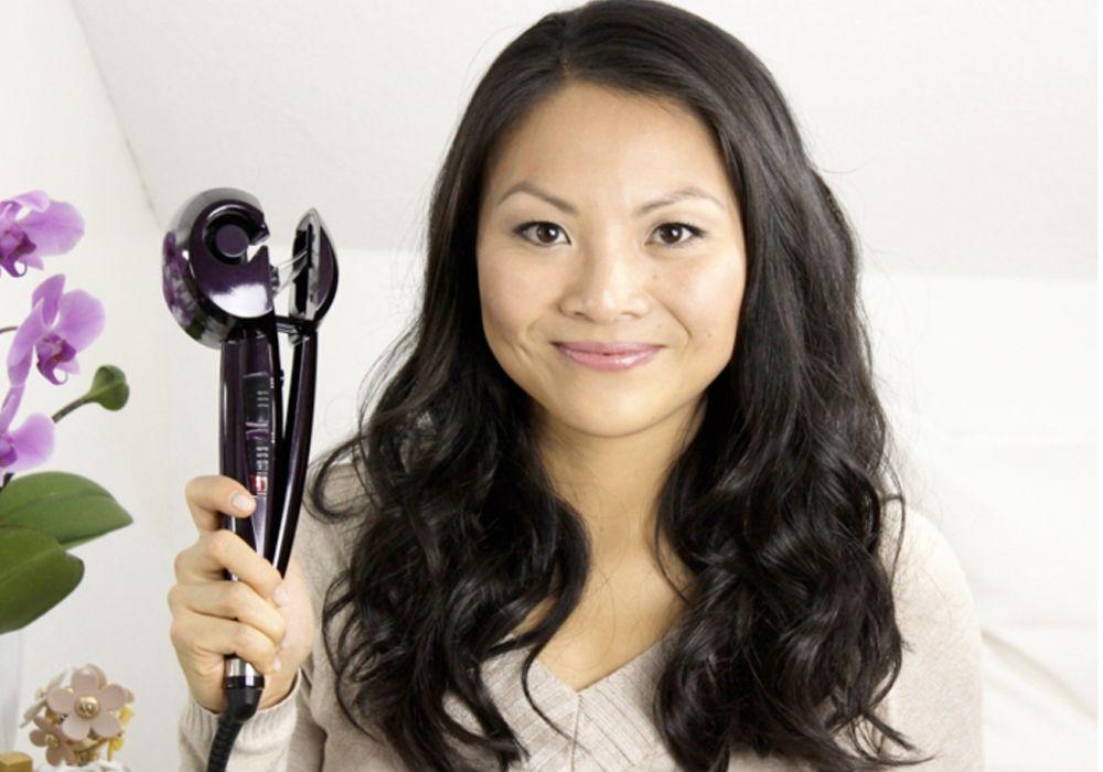 Locken mit dem BABYLISS Curl Secret  so gehts  DIY Ideas  Curls The secret und Hair