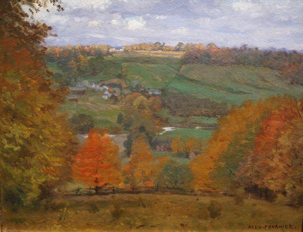 Alexis Jean Fournier Paintings