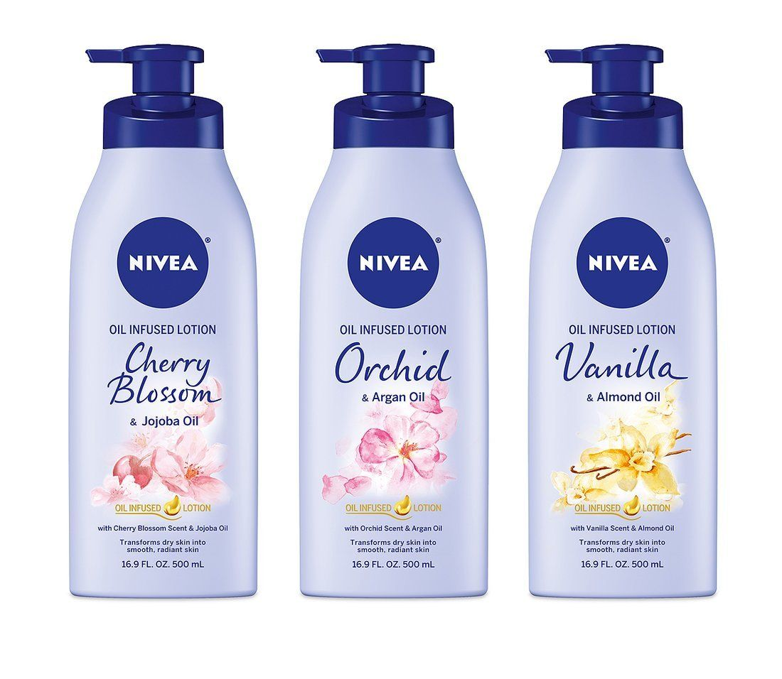 Image result for nivea oil infused body lotion