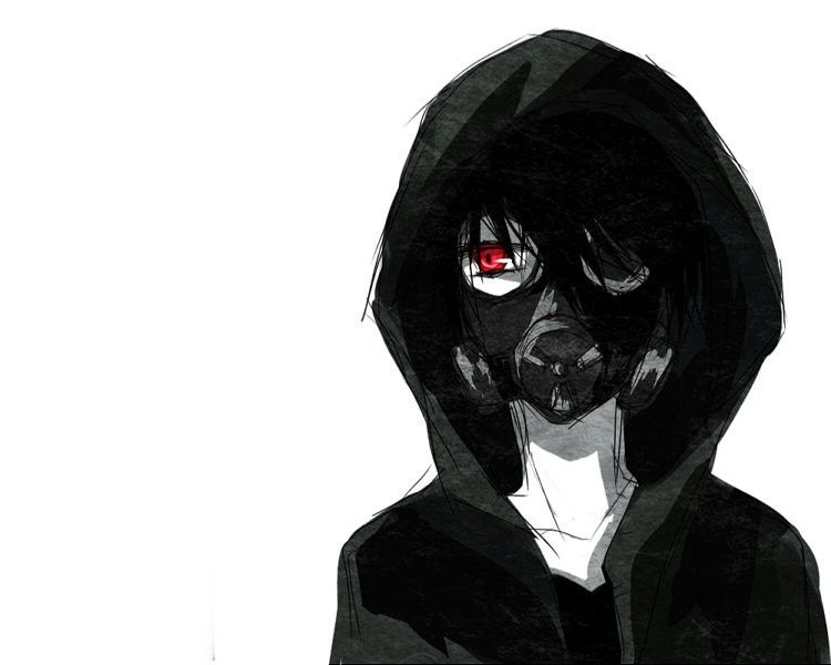 Anime Parni V Protivogaze Poisk V Google Protivogazy Temnoe