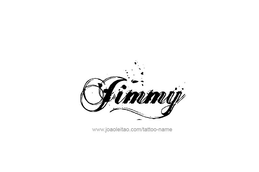 Tattoo Design Name Jimmy Jimmy Name Tattoo Designs Name