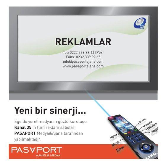 Pasaport Ajans - Yeni bir sinerji...
