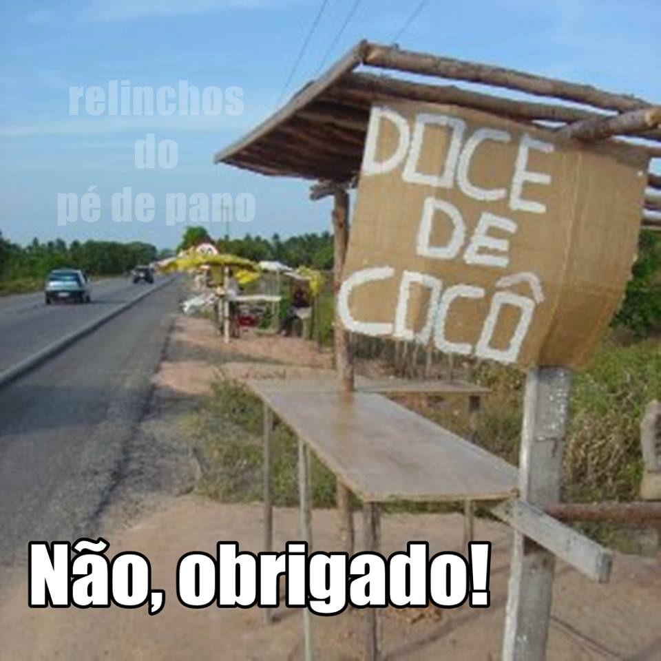 Coisinhas pra Whats - Doce de Coco