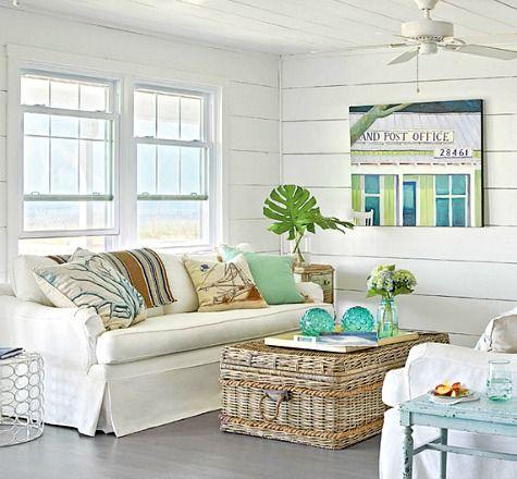 28++ Beach house decor living room ideas in 2021