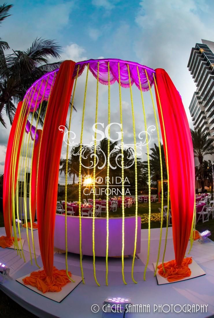 Suhaag Garden, Florida California Atlanta Indian wedding ... for Indian Wedding Light Decoration  197uhy