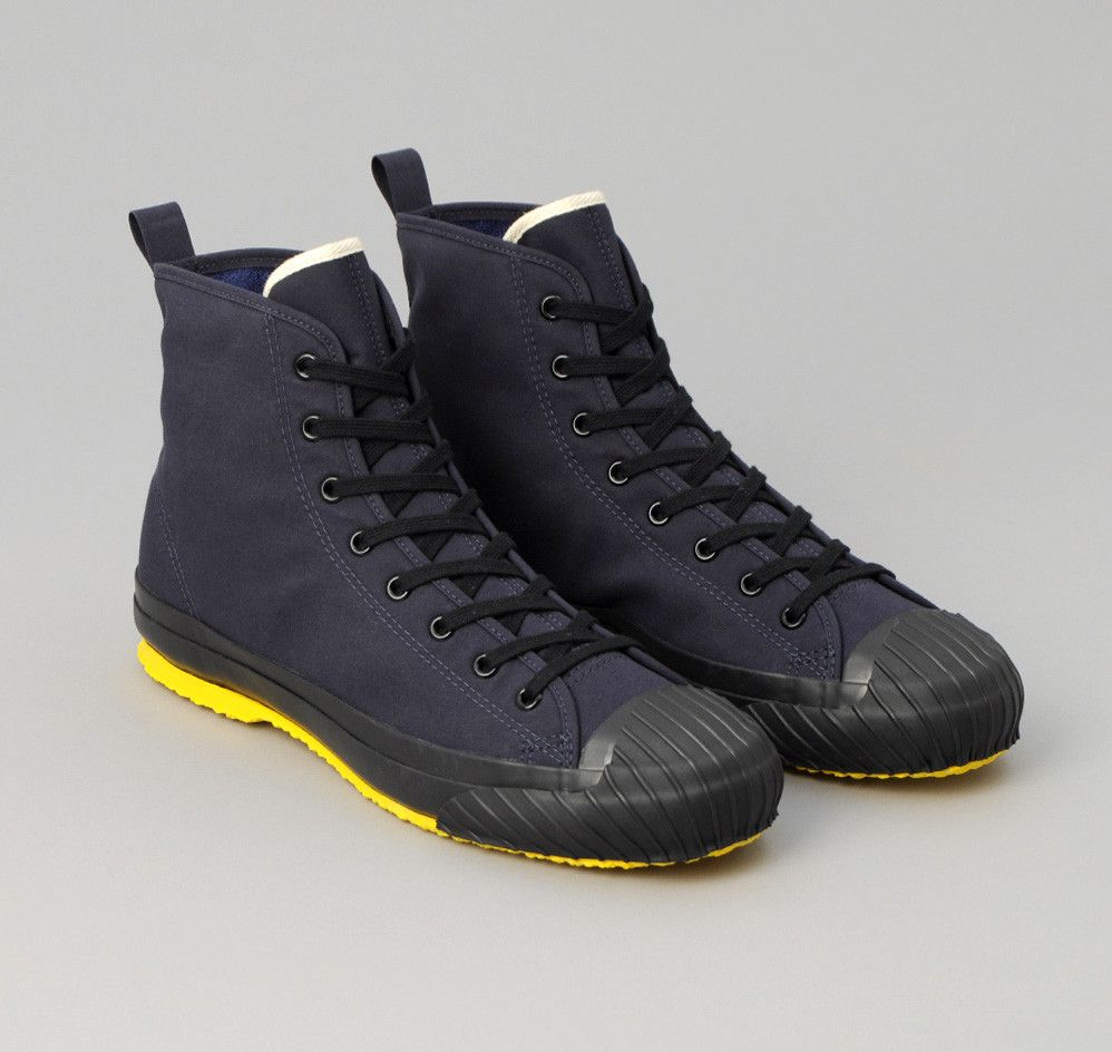 sn6 315 ventile all weather high tops navy スニーカー 靴 ファッション