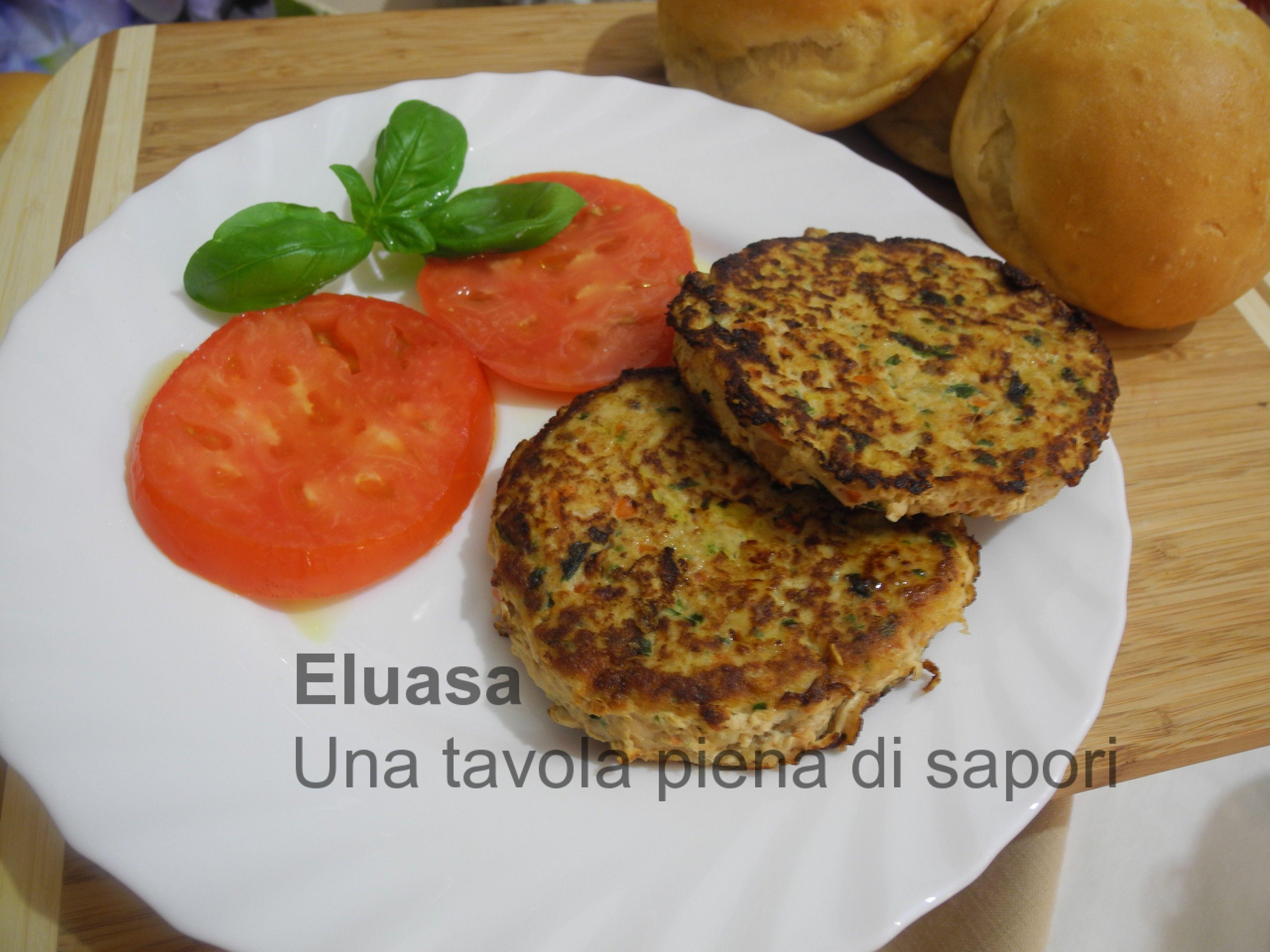 Hamburger di tonno fresco un modo diverso per mangiare il - Cucinare gli hamburger in modo diverso ...