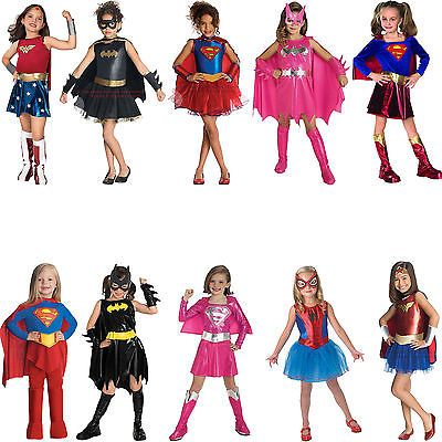 Adult World Book Week Women Supergirl Superhero Costume Comic Party  Fancy Dress