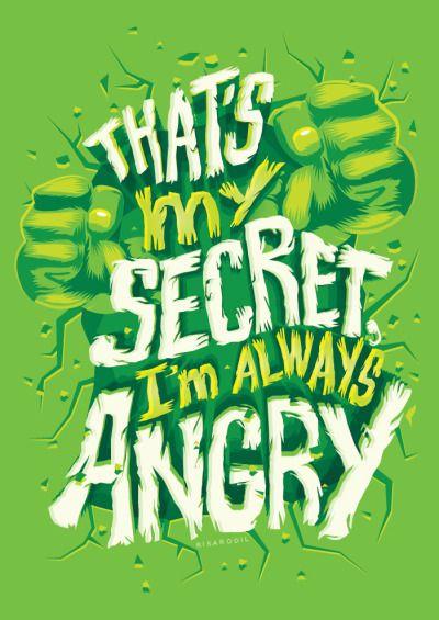 Bruce Banner - The Incredible Hulk