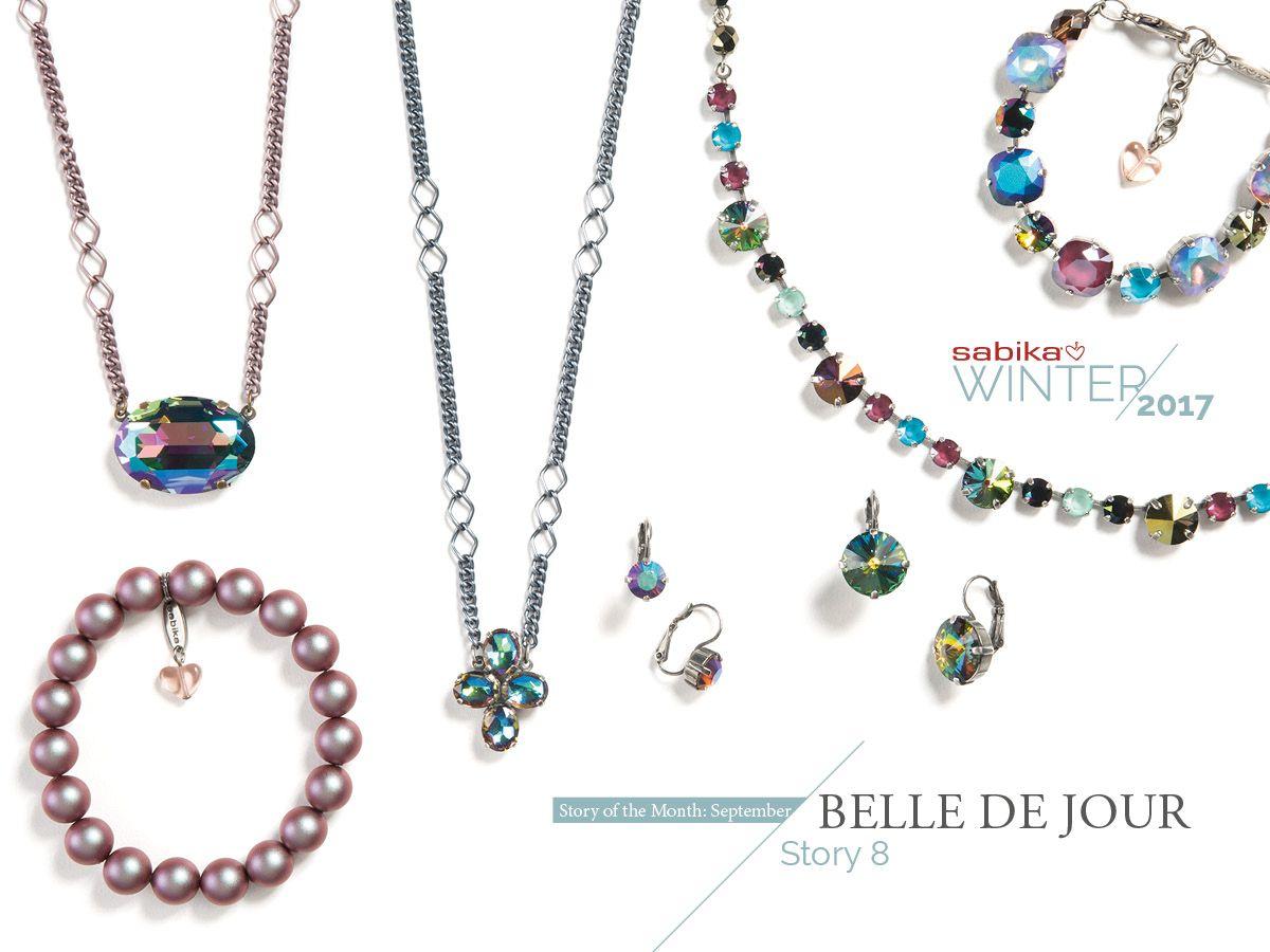 Sabika look necklace - Winter 2017 Beautiful Day