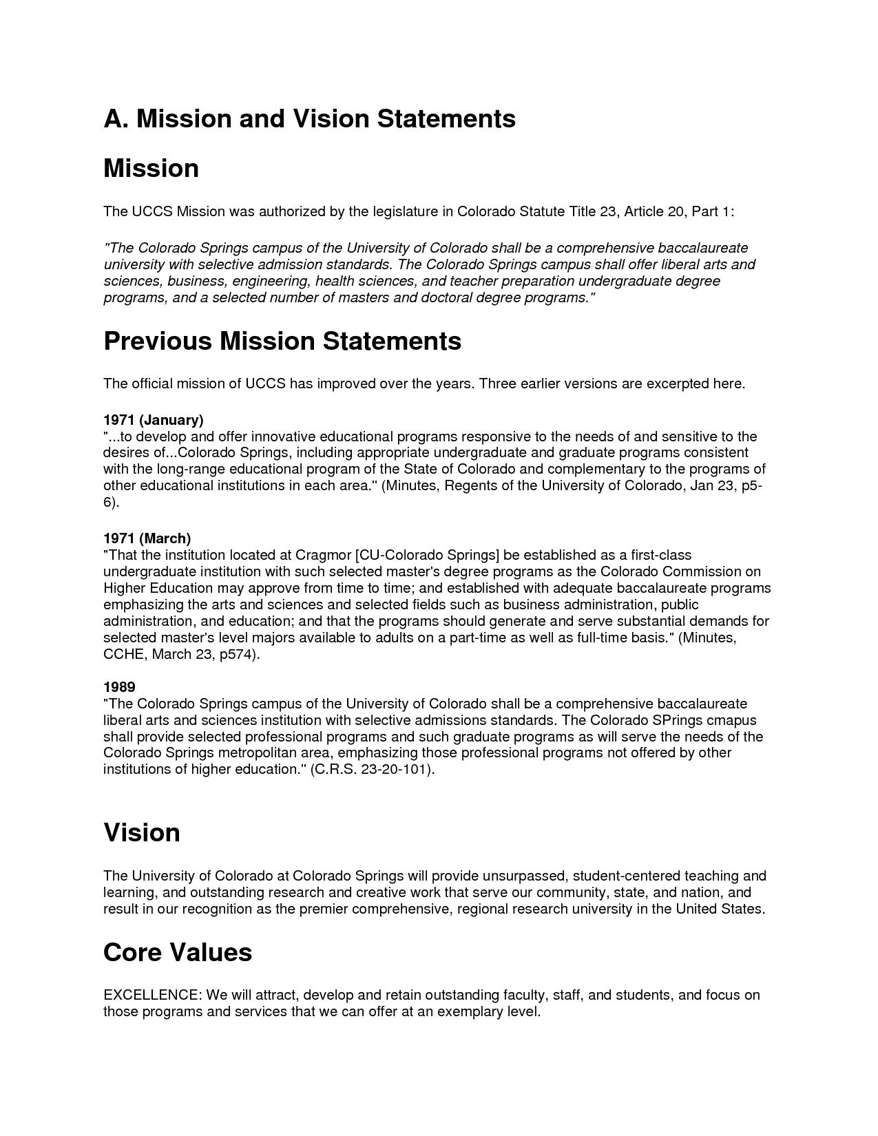Uni Personal Statement  Personal Statement