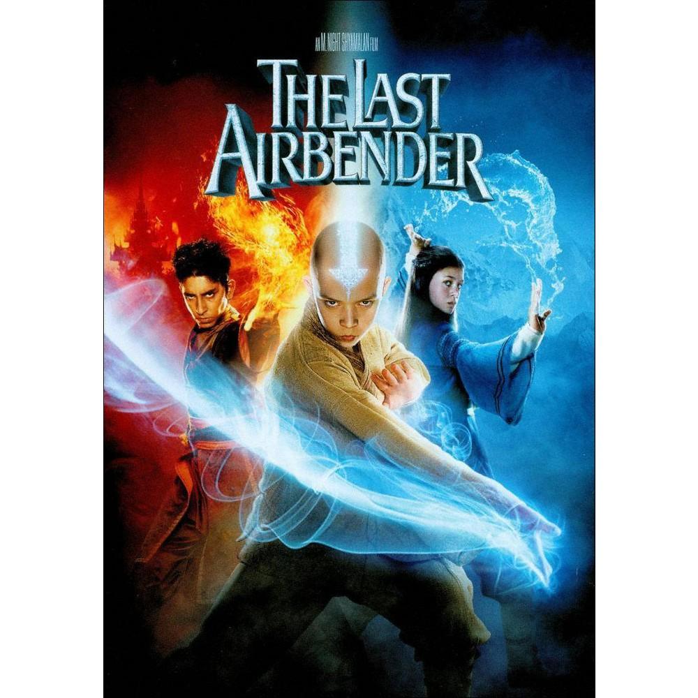 The Last Airbender (Single Disc) The last airbender