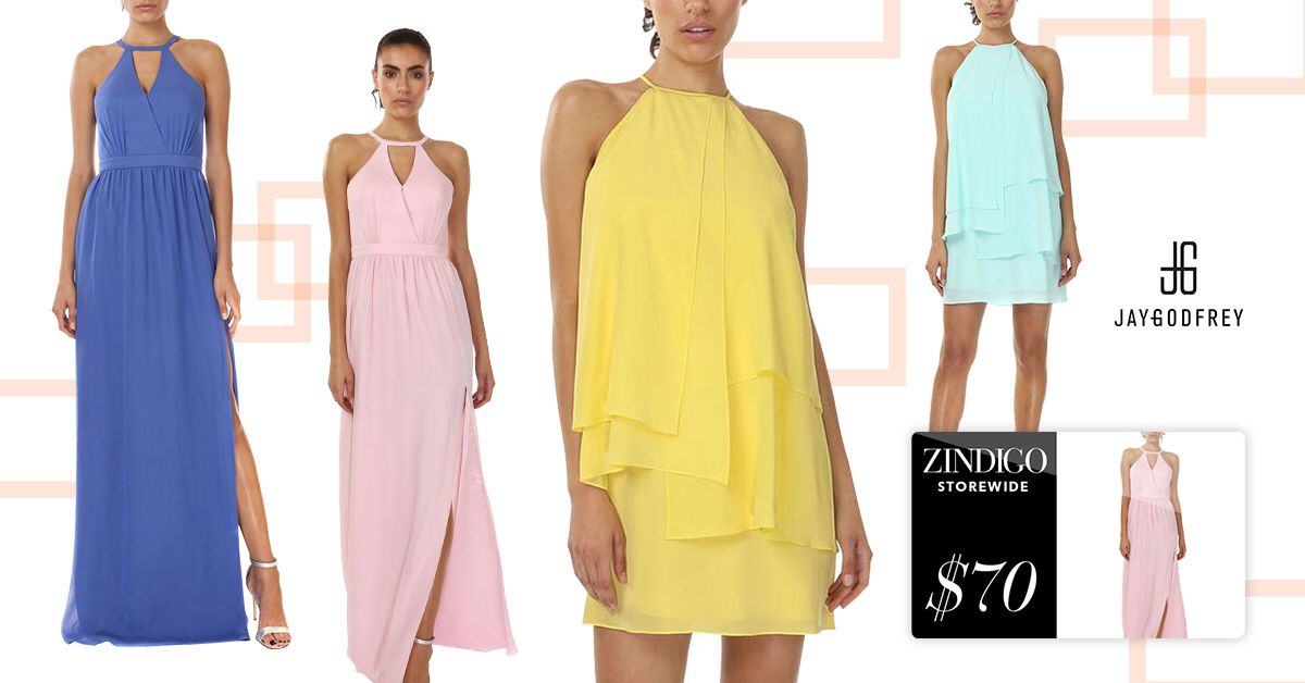 Greek Inspired Stunners These break taking, greek-inspired gowns will have you feeling like a goddess with wind in your hair.  Shops.Zindigo.com/Femma