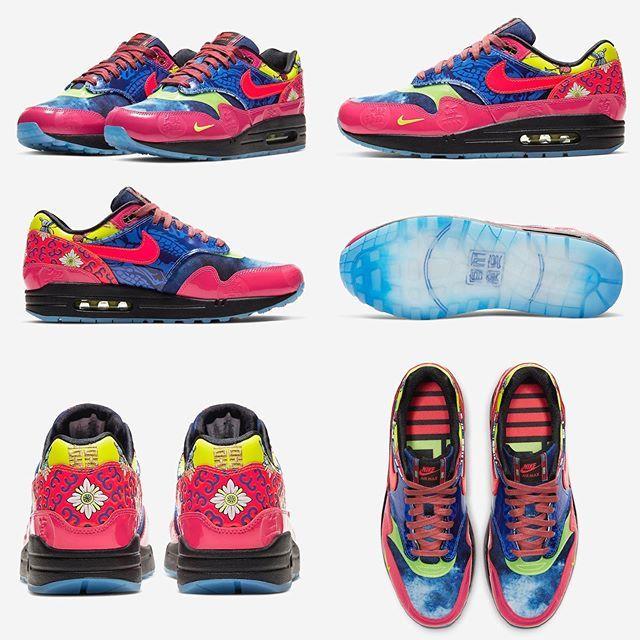 Nike Air Max 1 CNY Longevity CU8861-460 Release Date - SBD ...