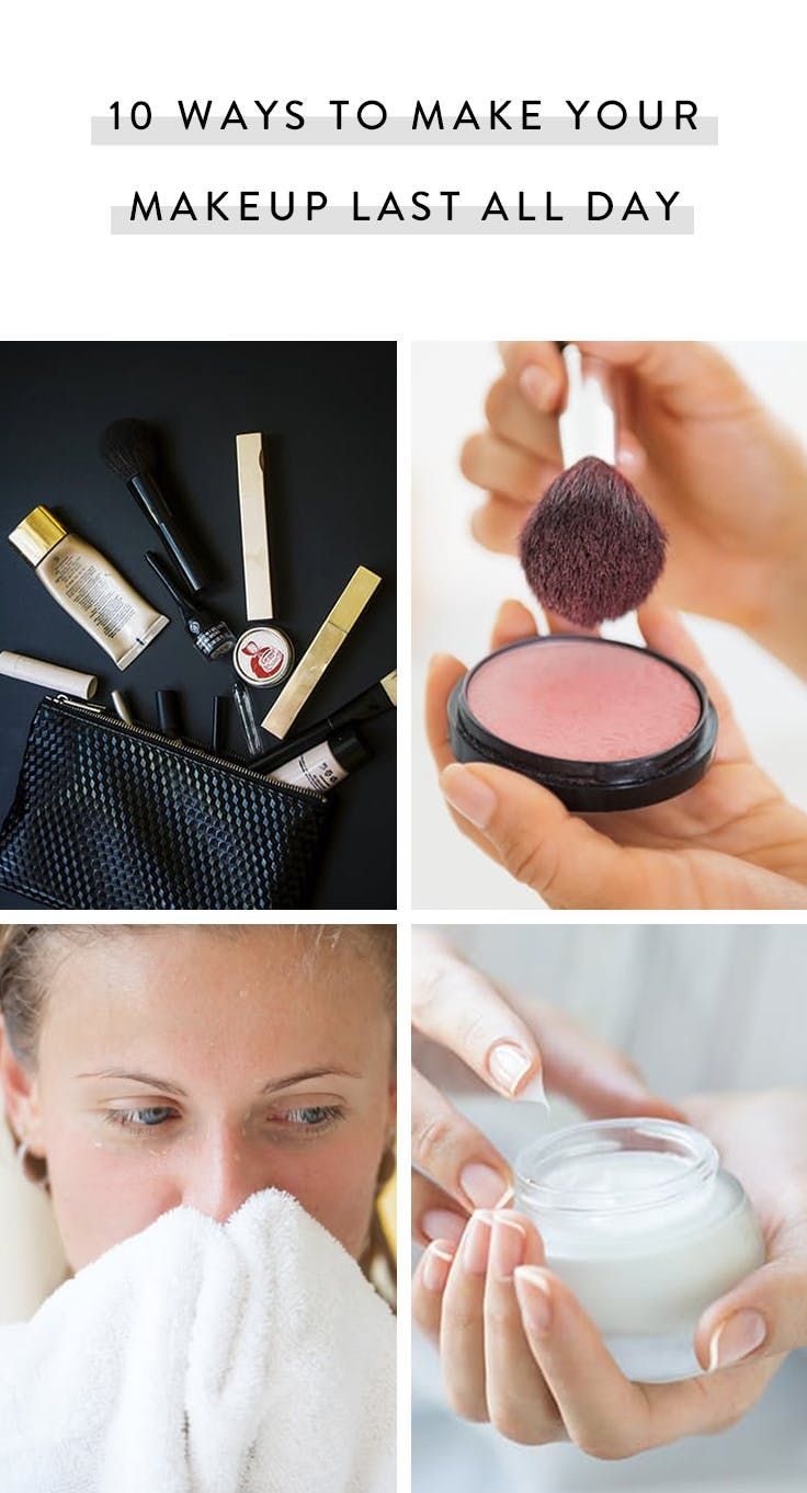 4 surprising ways to make your concealer last all day