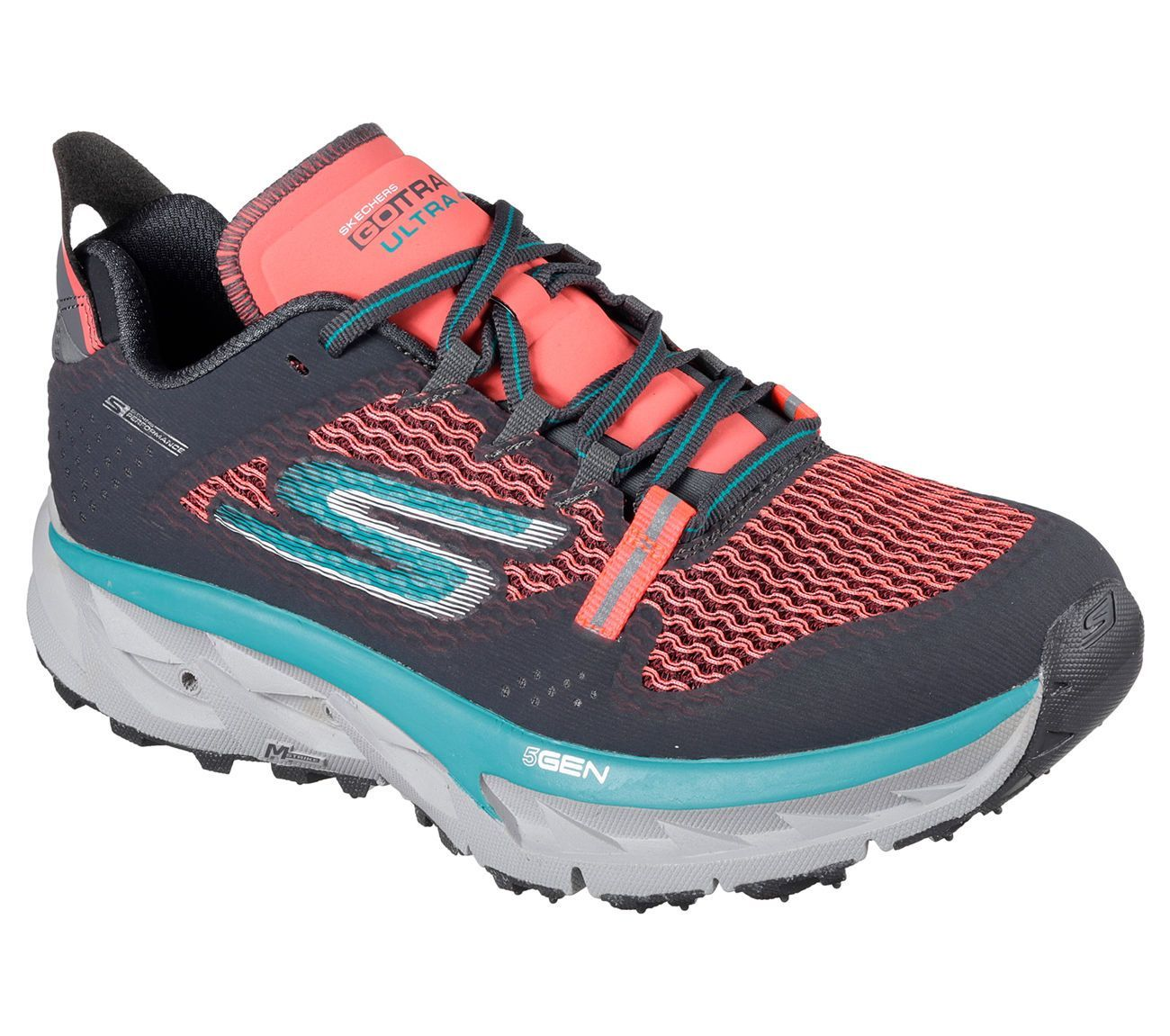 Skechers 14111 Cctl Women'S Gotrail Ultra 4 Running