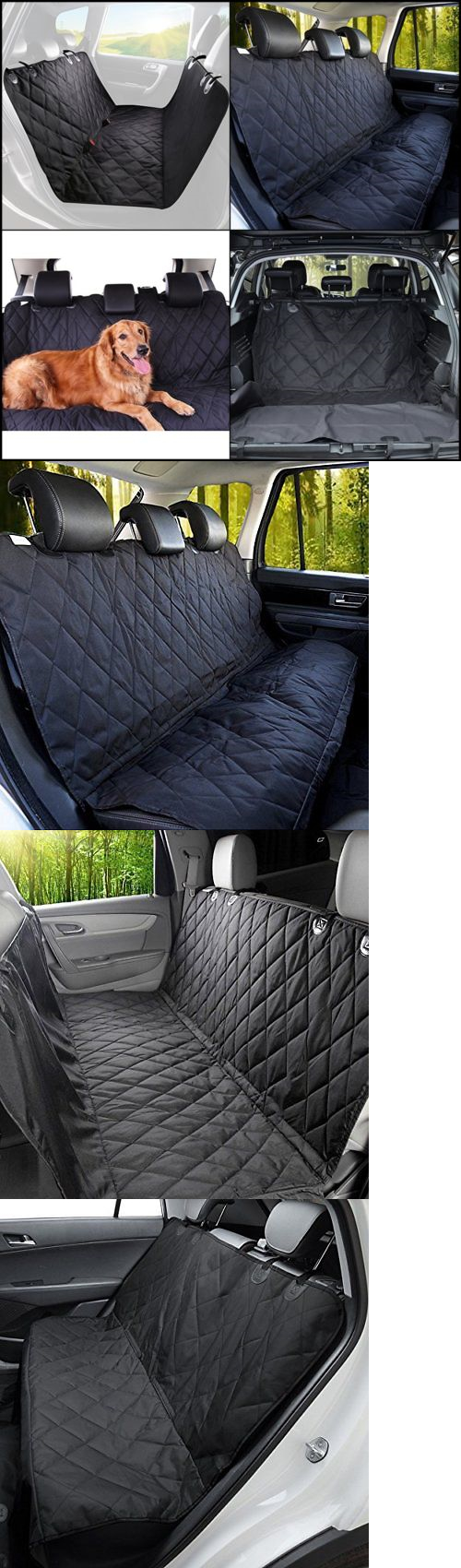 Car Seat Covers 117426 Back Waterproof For Truck Suv Van Pets Dog