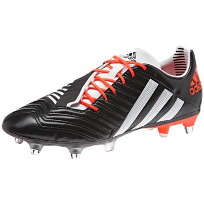 competitive price 765ed 9c4d2 adidas Predator Incurza XTRX SG Rugby Boots Black - Beautiful