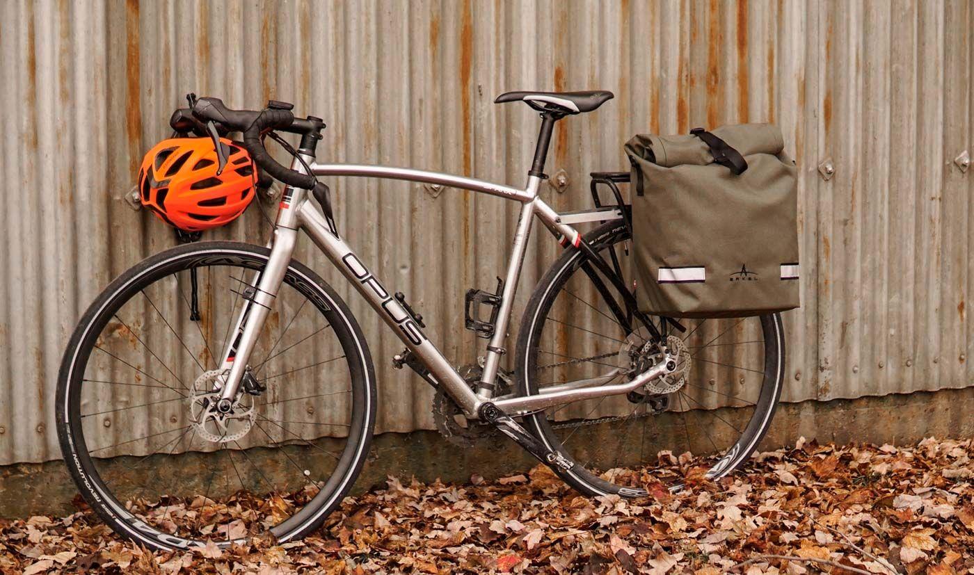 Commuter Panniers | Bike panniers, Bike messenger bags, Bike