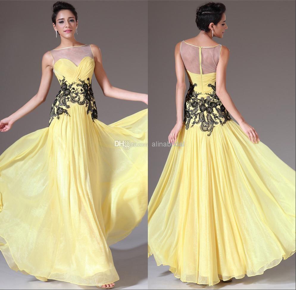 Wholesale evening dress buy evening dresses daffodil