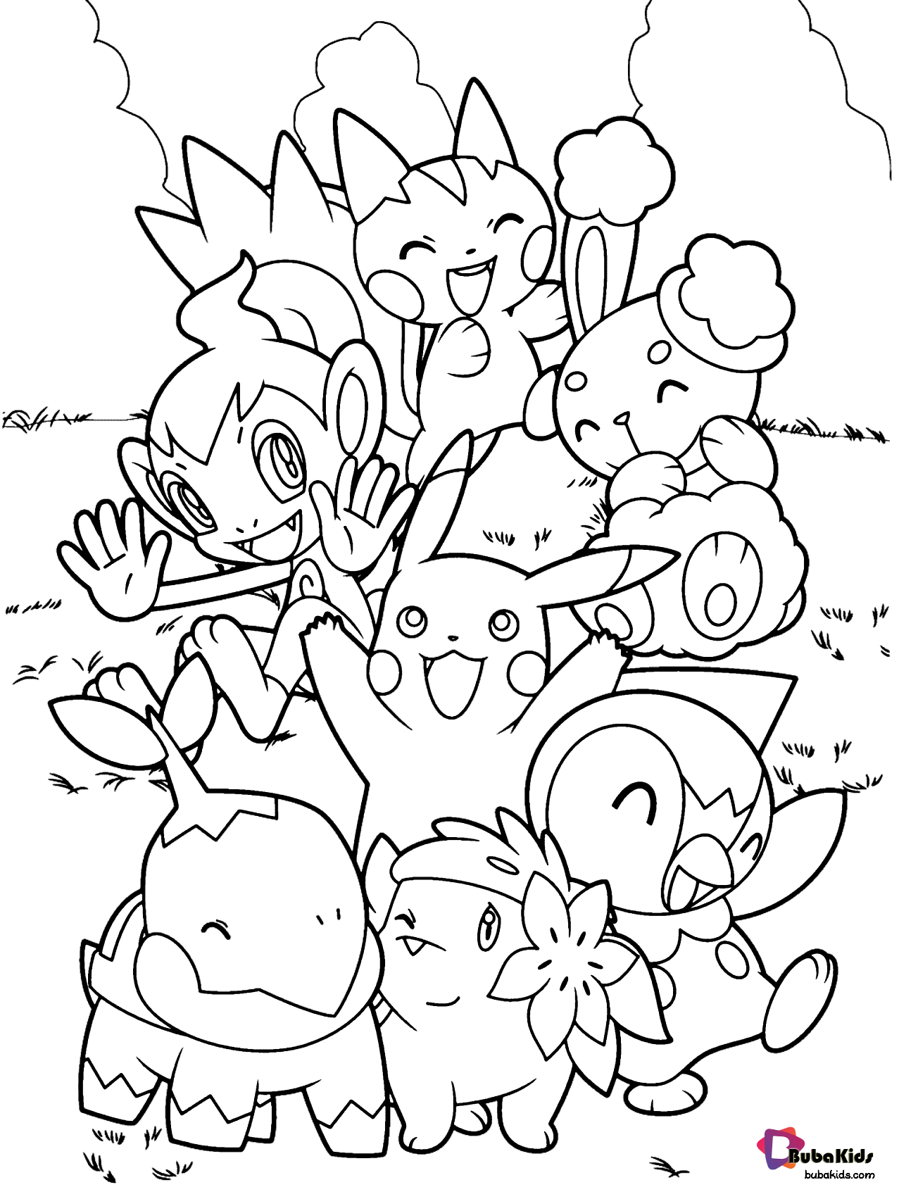 All Pokemon Printable Coloring Page Collection Of Cartoon Coloring Pages For Teenage Printable Tha Pokemon Coloring Pages Fall Coloring Pages Pokemon Coloring