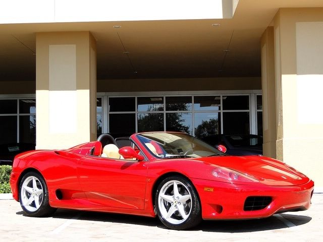 2001 Ferrari 360 Modena Spider Now That The 360 Are A Couple