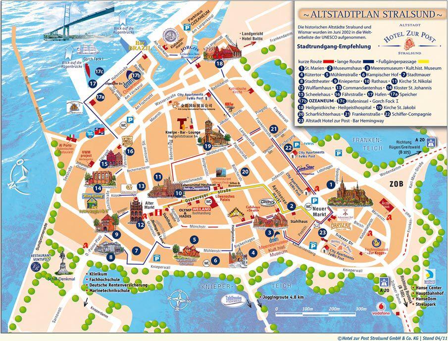 Parken Salzburg Innenstadt