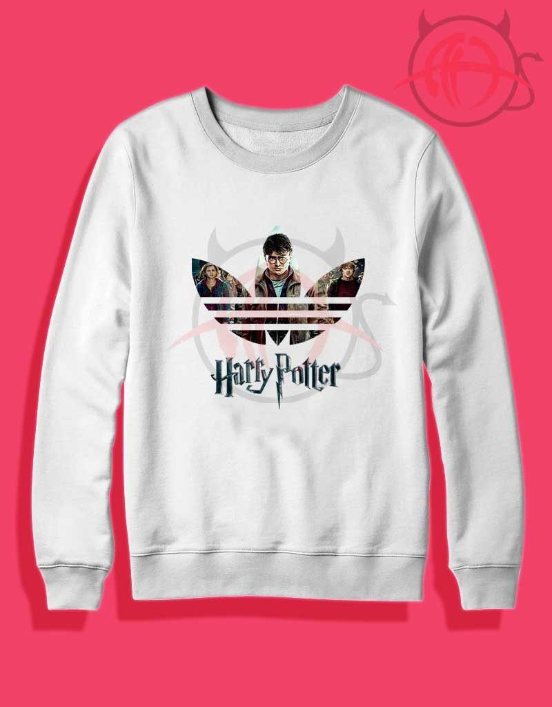 Sweatshirt Harry m Inspired Size Crewneck Potter Adidas Funny l S xl bgf7Yy6