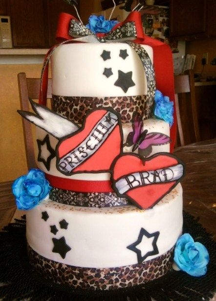 rockabilly wedding cake how fabulous is this food and cake 19241