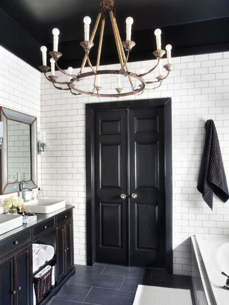 heres why you should paint your ceiling black