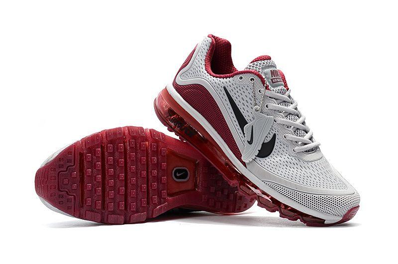 Nike Air Max 2017 KPU Orange Grey 849560 080 Mens Running