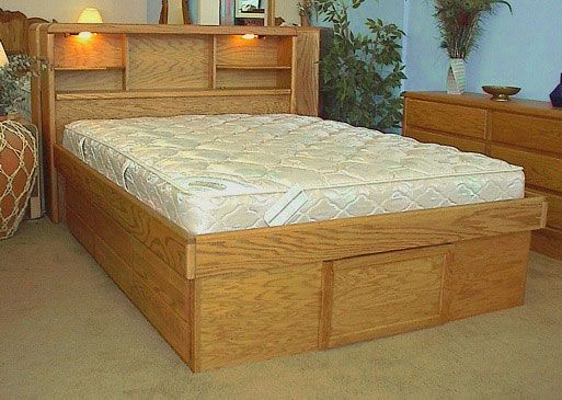 Is It Possible To Convert Waterbed To Regular Bed Do They Make A Special Mattress To Fit The Wood Waterbed Frame Water Bed Waterbed Frame Waterbed Headboard