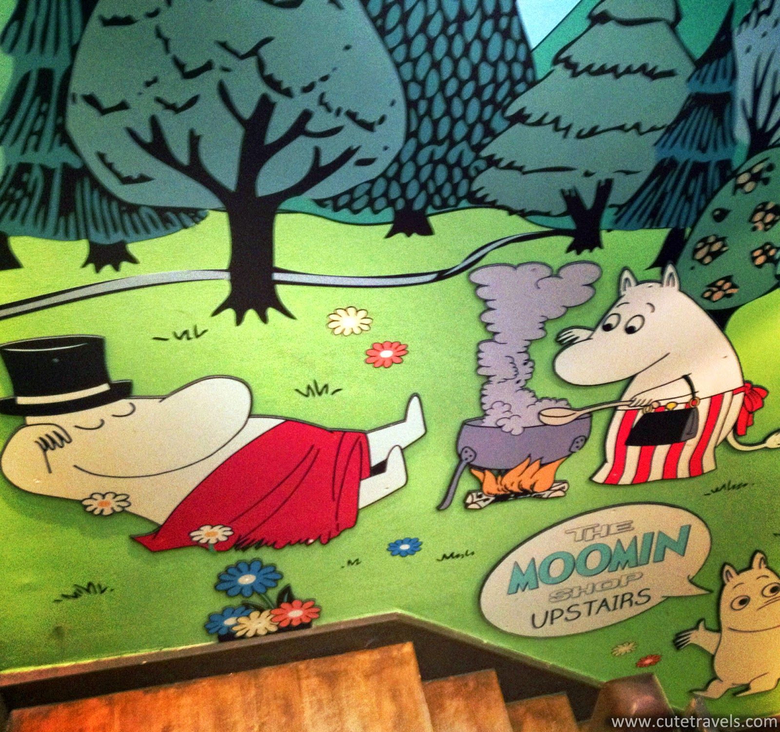 The Moomin Shop, Covent Garden, London ⋆ Cute Travels | Places to ...