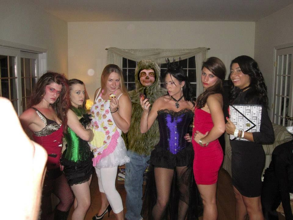 This List of Group Halloween Costume Ideas Will Blow Your Mind - cool group halloween costume ideas