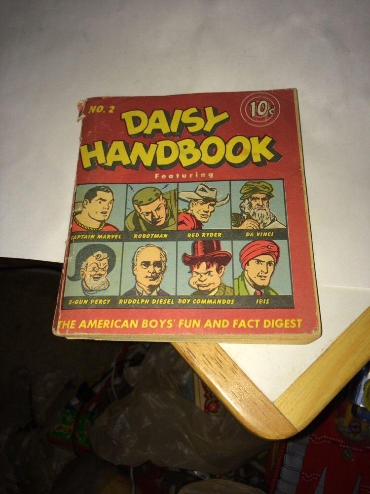 from $9 99 - Daisy Handbook #2 1948 Air Rifle Bb Gun #Comic