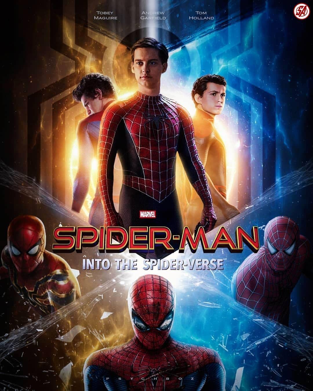 Live Action Spider Verse : action, spider, verse, Likes,, Comments, Aditya, Krishna, Srivastava, (@_superheroacademy), Instagram:, Live-action, #SpiderVer…, Spiderman, Poster,, Comic,, Marvel