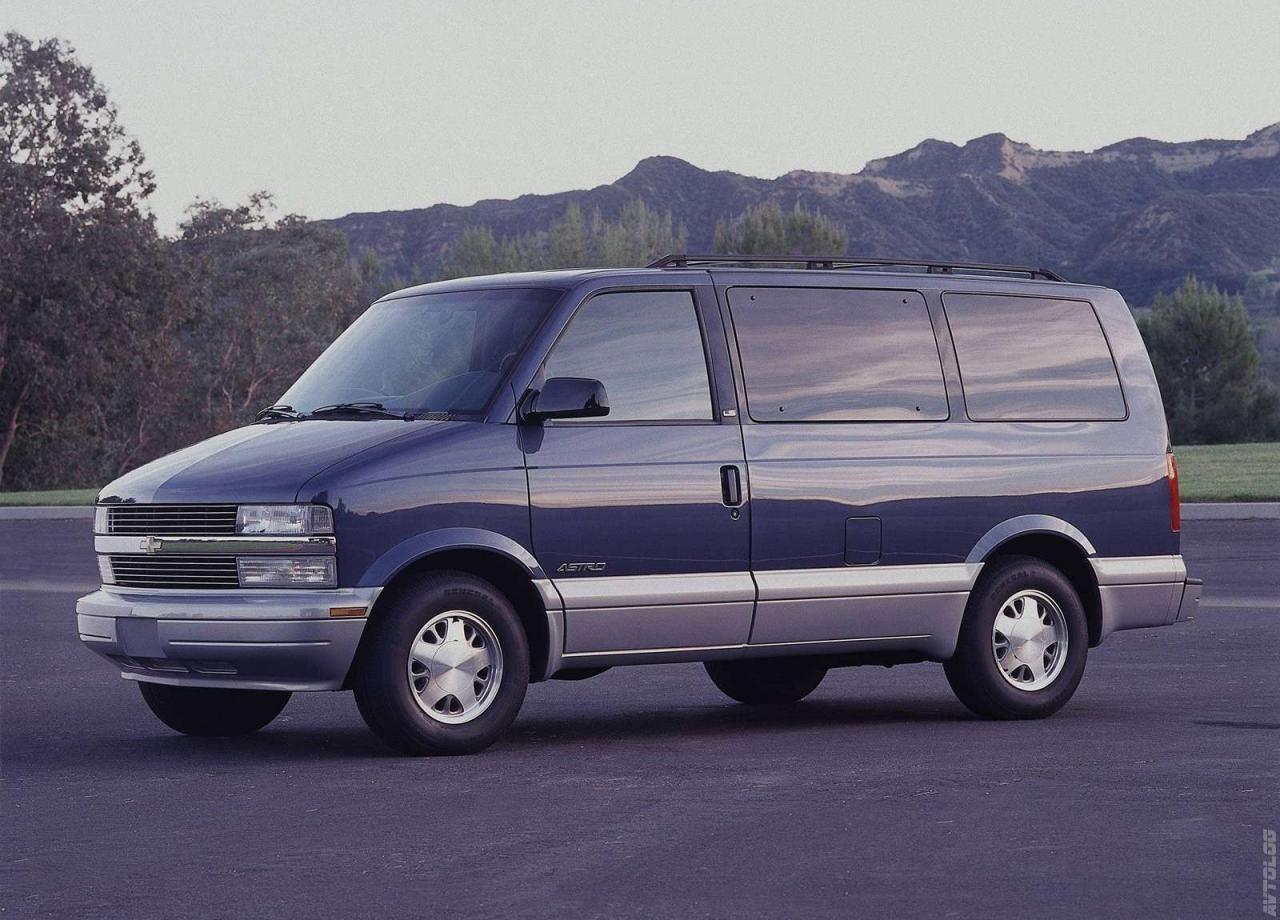 Chevrolet Dopolnil Linejku Hetchbekom Cruze Chevrolet Astro