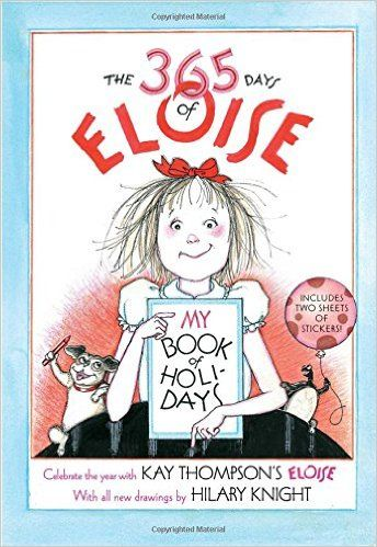 Robot Check Hilary Knight Eloise Holiday Books