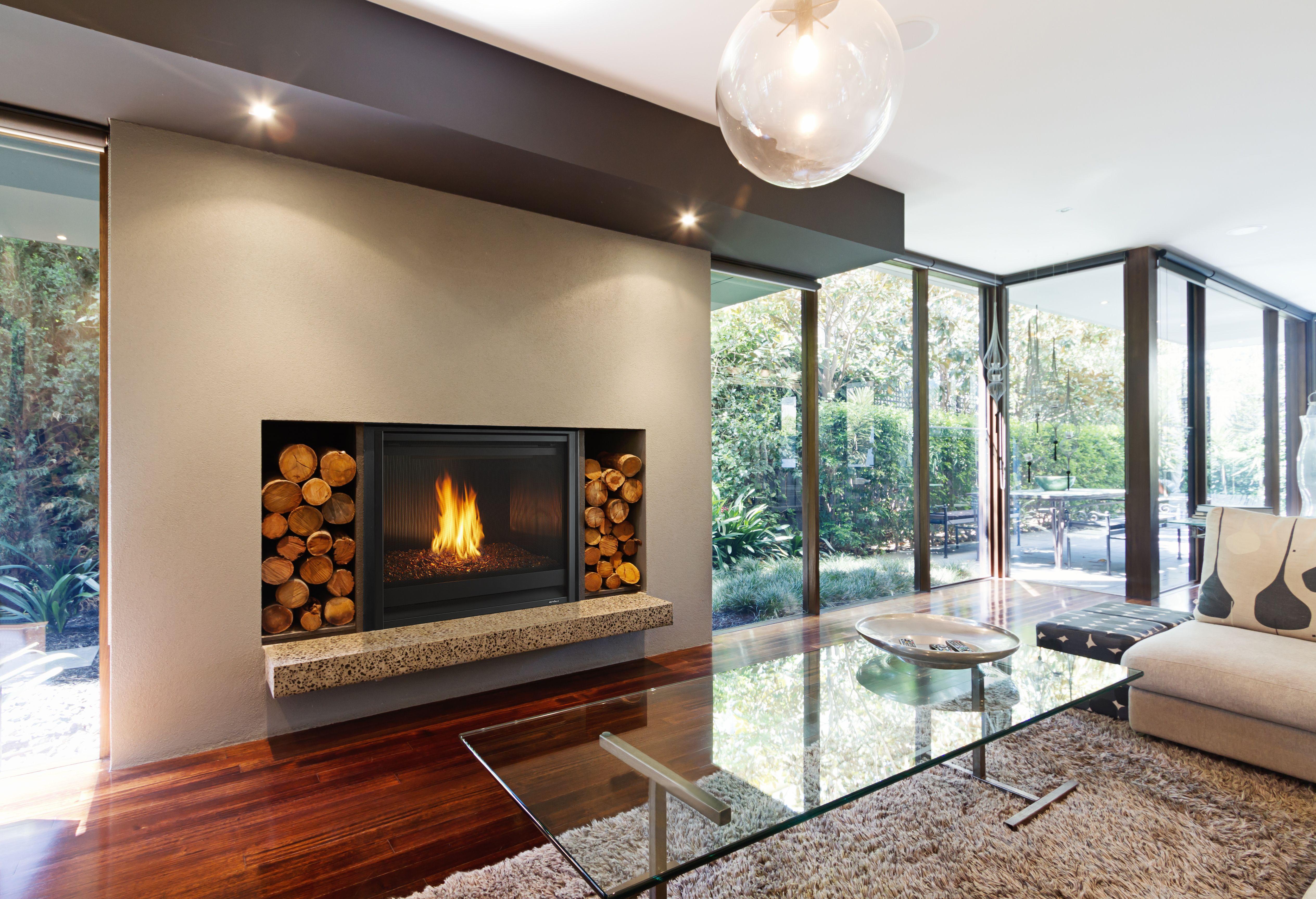 Gas Fireplace In 2020 Fireplace Gas Fireplace Heat N Glo
