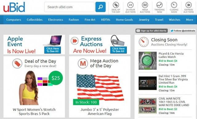 Best Auction Sites Other Than Ebay Auction Sites Auction Ebay